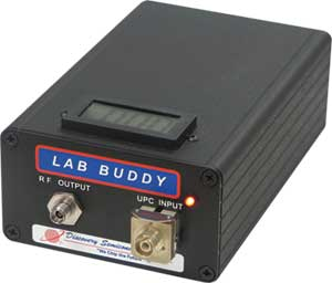 2 Micron SWIR InGaAs Optical Receiver to 6 GHz in Lab Buddy