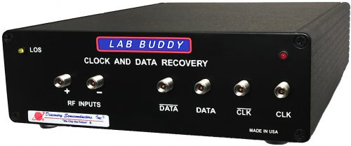 DSC-25G-CDR : 25G Clock and Data Recovery (CDR) Lab Buddy