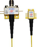InGaAs PIN Photodiodes to 20 GHz with High Optical Power Handling with K-connector or surface mount package options