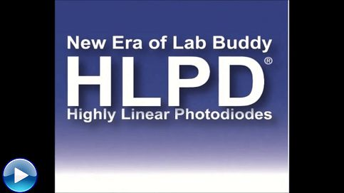 Discovery Semiconductors Highly Linear Photodiodes Impulse Response Experiment  Demonstration